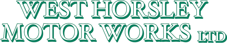 West Horsley Motor Works Logo